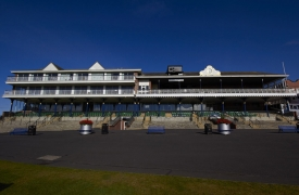 Ayr Racecourse Scotland